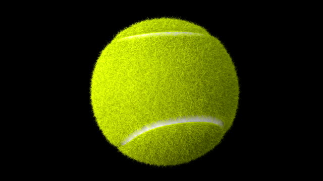 stockvideo's en b-roll-footage met tennis ball - bal