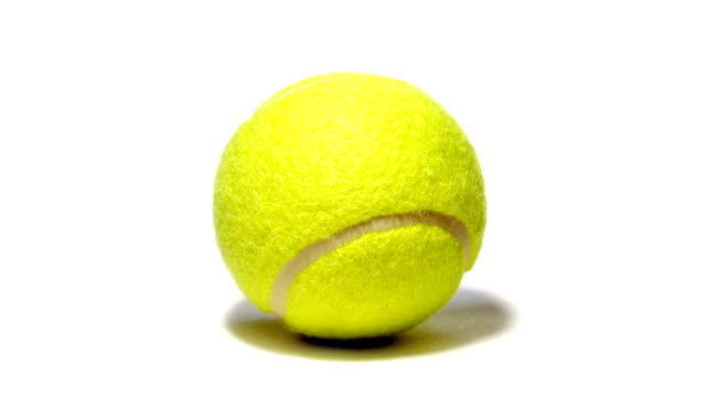 tennis ball (hd 1080p) - tennis ball stock videos & royalty-free footage