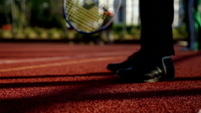 vidéos et rushes de balle de tennis - en individuel