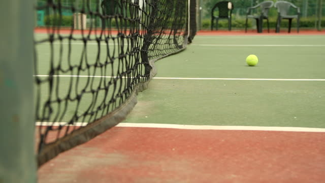 tennis court - sports court stock videos & royalty-free footage
