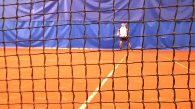 vidéos et rushes de match de tennis - en individuel