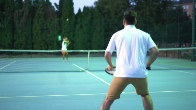 tennis game. - tennis stock videos & royalty-free footage