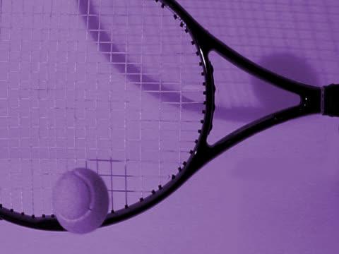 tennis montage - tennis ball stock videos & royalty-free footage