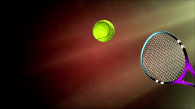 tennis - racket stock videos and b-roll footage