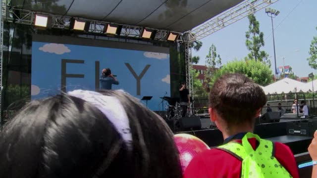 Tens of thousands of fans of K Pop music and Korean popular culture gathered at KCON 2014 in Los Angeles