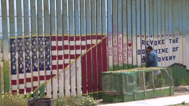 Tens of thousands of illegal immigrants are deported annually through the Tijuana border post but many haven't set foot in Mexico for decades while...