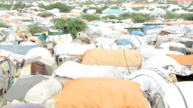 tent - somalia stock videos & royalty-free footage