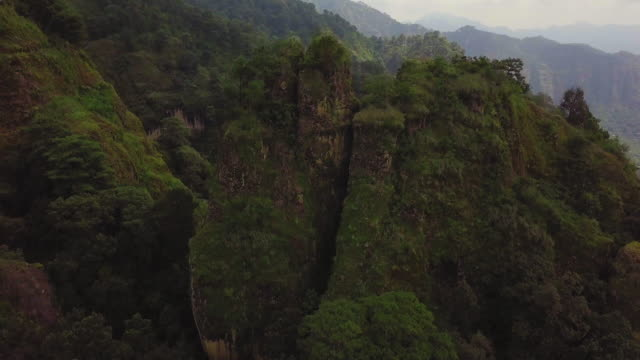 tepozteco and pyramid - tepoztlan mountains stock videos and b-roll footage