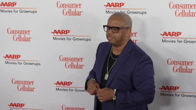 terence blanchard at the 18th annual movies for grownups awards at the beverly wilshire four seasons hotel on february 04, 2019 in beverly hills,... - フォーシーズンズホテル点の映像素材/bロール