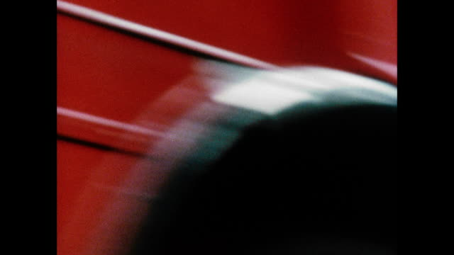 stockvideo's en b-roll-footage met terence conrans revolutionary habitat shops / uk / designers review home wares / habitat storefront / catalog pages flip / home wares fill worktable... - publicatie