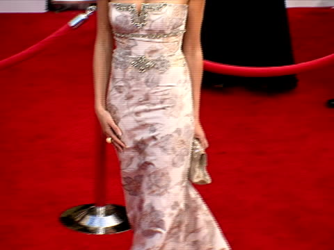 teri hatcher at the 14th annual screen actors guild awards at los angeles ca. - teri hatcher stock videos & royalty-free footage