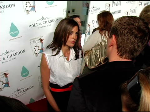 teri hatcher at the 'burnt toast and other philosophies of life' by teri hatcher after party at aqua restaurant and lounge in beverly hills... - teri hatcher stock-videos und b-roll-filmmaterial