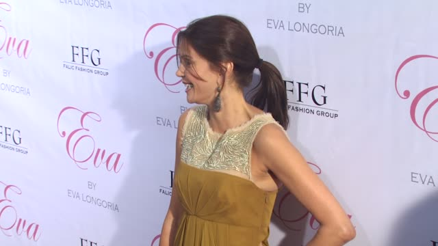 Teri Hatcher at the Eva Longoria Parker Fragrance Launch Party For 'Eva' at Hollywood CA