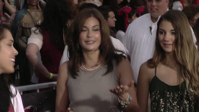 Teri Hatcher at the 'Pirates Of The Caribbean On Stranger Tides' Premiere at Anaheim CA