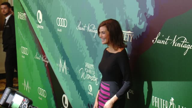 Teri Hatcher at Variety's 2014 Power of Women Luncheon at Four Seasons Hotel Los Angeles on October 10 2014 in Beverly Hills California
