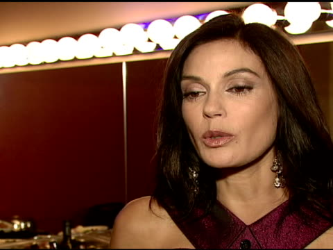 Teri Hatcher on Tiger Woods and what his Learning Center is accomplishing at the 3rd Annual Tiger Woods Block Party to benefit the Tiger Woods...