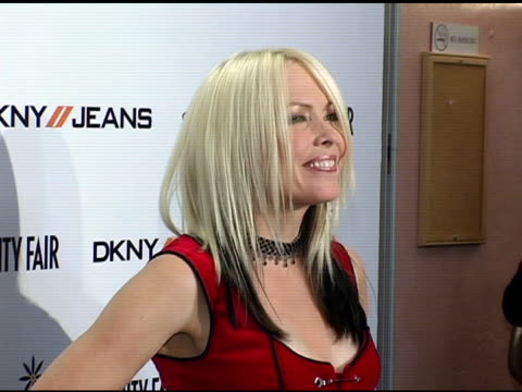 teri nunn at the vanity fair in concert to benefit step up women's network presented by dkny jeans at the wiltern theater in los angeles california... - wiltern theater stock videos and b-roll footage