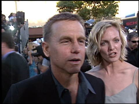 rise of the machines premiere at the 'terminator 3: rise of the machines' premiere on june 30, 2003. - terminator 3: rise of the machines stock videos & royalty-free footage