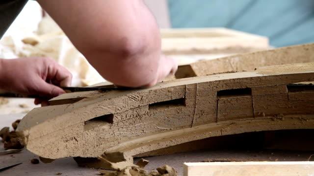 terracotta - art stock videos & royalty-free footage