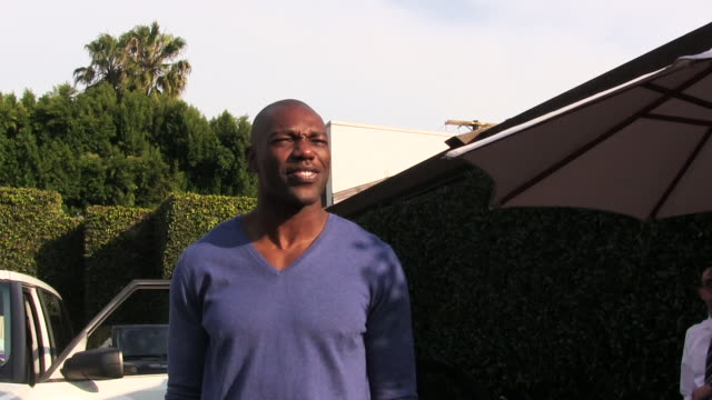 Terrell Owens on his 'Celebrity Apprentice' experience Football at Cecconi's Restaurant in West Hollywood in Celebrity Sighting in Los Angeles