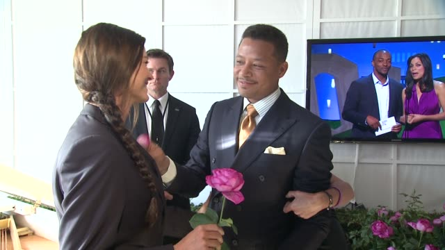 terrence howard at piaget at the 2012 film independent spirit awards on 2/25/12 in los angeles ca - terrence howard stock videos and b-roll footage