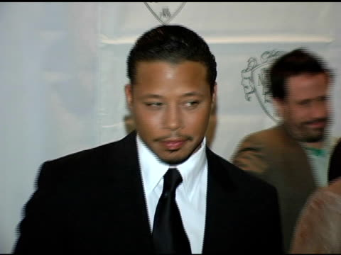 terrence howard at the 2005 national board of review of motion pictures awards ceremony at tavern on the green in new york, new york on january 10,... - terrence howard stock videos & royalty-free footage