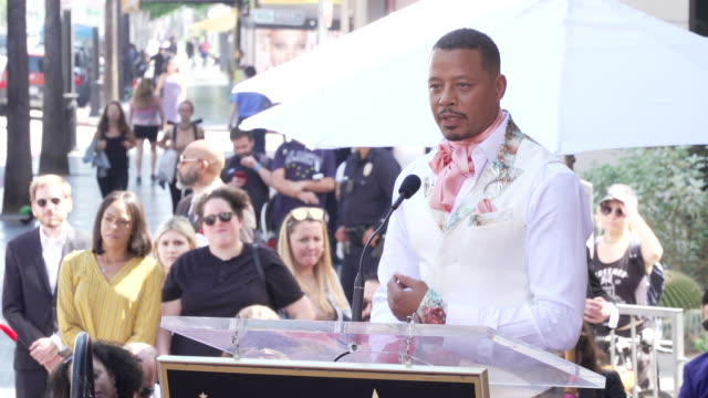 terrence howard at the terrence howard honored with a star on the hollywood walk of fame on september 24, 2019 in hollywood, california. - terrence howard stock videos & royalty-free footage