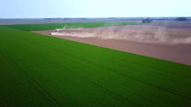 Terreni coltivati e lavorati