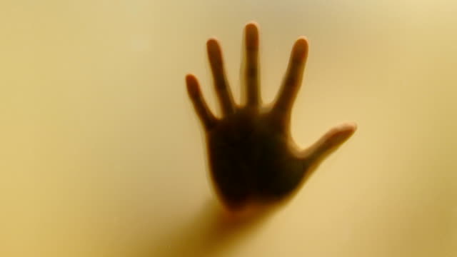 terrified hand - human hand stock videos & royalty-free footage