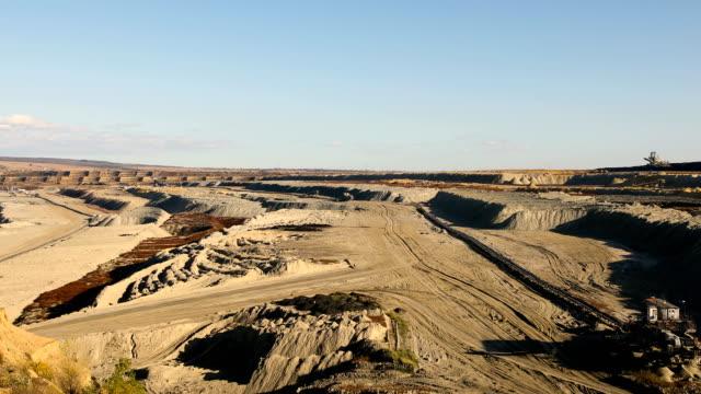 石炭鉱業の領土 - 炭鉱点の映像素材/bロール