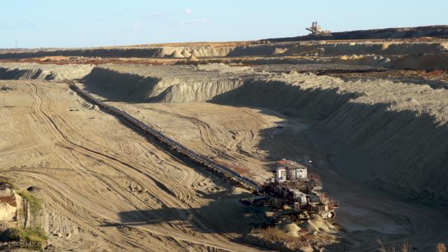 vidéos et rushes de territoire de l'exploitation du charbon - écosystème