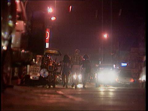 Al Qaida suspect interrogated LIB GVs Red Light district