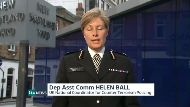 Terrorist attack on hotels in Sousse kills at least 37 people ENGLAND London New Scotland Yard EXT Deputy Assistant Commissioner Helen Ball interview...