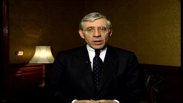 who did it itn england london jack straw mp interviewed sot we have to defer to spanish government for their judgement of who is behind it / until... - human back stock videos & royalty-free footage