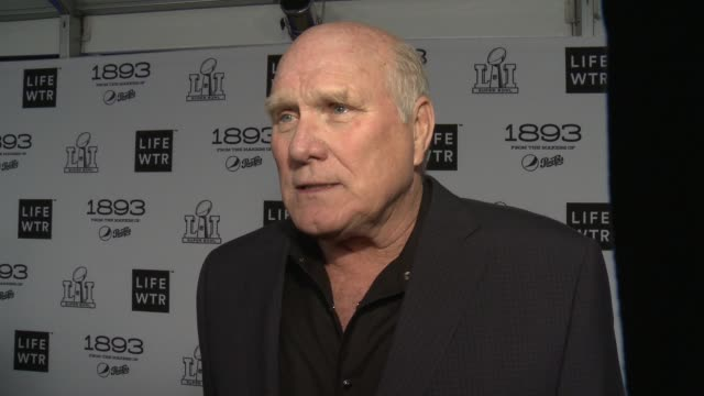 terry bradshaw at lifewtr art after dark on february 03, 2017 in houston, texas. - terry bradshaw stock videos & royalty-free footage
