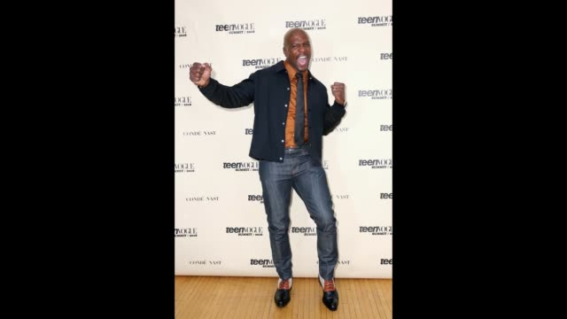Terry Crews attends The Teen Vogue Summit 2018 at 72andSunny on December 1 2018 in Los Angeles California