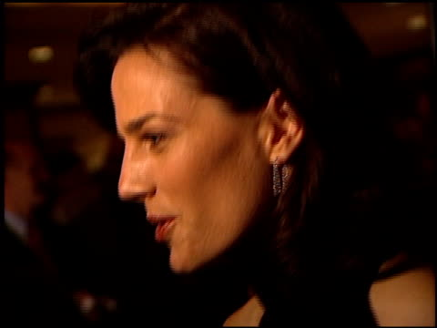 terry farrell at the american oceans campaign 2001 at the century plaza hotel in century city california on october 2 2001 - terry farrell stock videos and b-roll footage