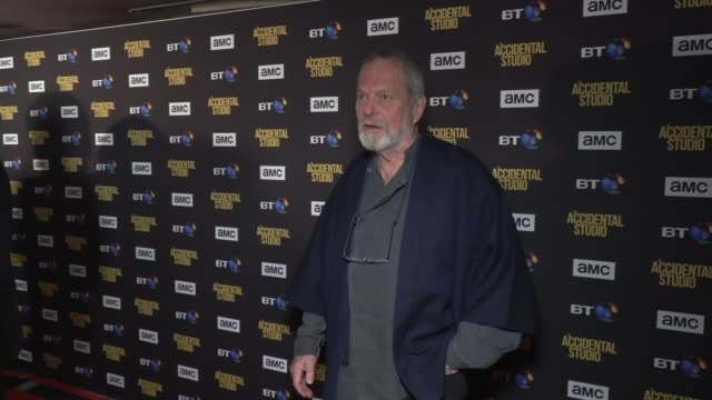 terry gilliam on march 27 2019 in london united kingdom - terry gilliam stock videos & royalty-free footage