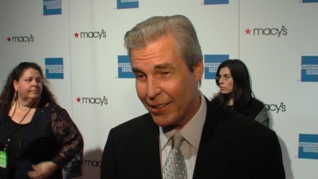 Terry Lundgren Macy's CEO on the event progress in HIV/AIDS research at the 27th Annual Macy's Passport Fashion Show Benefit at Santa Monica CA