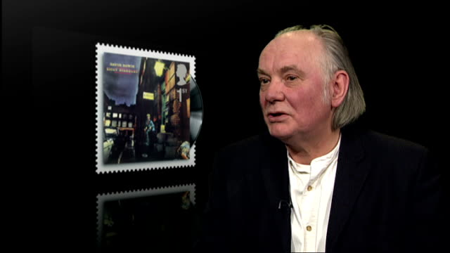 terry pastor interview sot on bowie lp - pastor stock videos & royalty-free footage