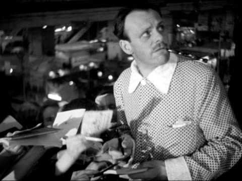 terry thomas signs autographs at the national radio show at earls court. - earls court stock videos & royalty-free footage