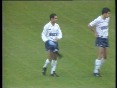 Terry Venables allegations/Ardiles sacking TX Ardiles playing for Spurs