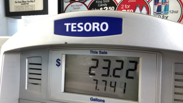 tesoro is an american oil company brand - currency symbol stock videos & royalty-free footage