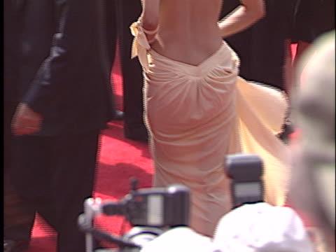 Tess Smith at the Emmy Awards 2005 at Shrine
