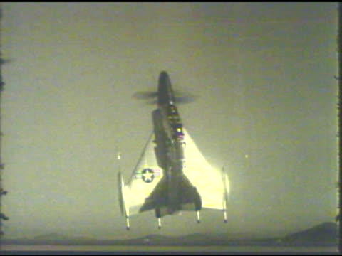 Test tape of a pogo plane