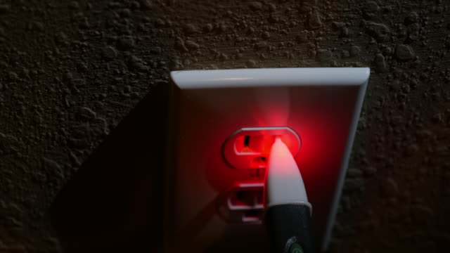 testing electricity - plug socket stock videos and b-roll footage