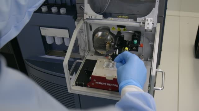 testing tissue samples - accuracy stock videos & royalty-free footage