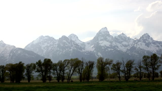Teton National Park-Wyoming
