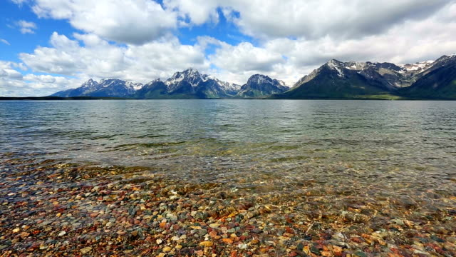 tetons - grand teton stock videos & royalty-free footage