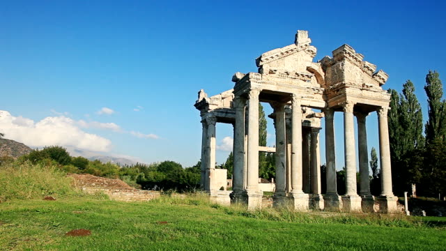 HD: Tetrapylon of Aphrodisias